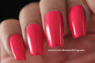 Maybelline Color Show Neon Collection Electric Pink