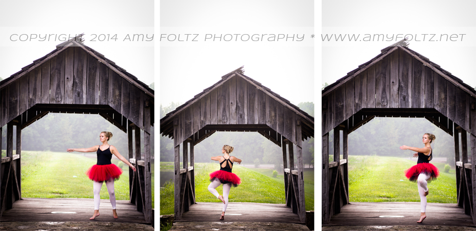 ballerina senior photos