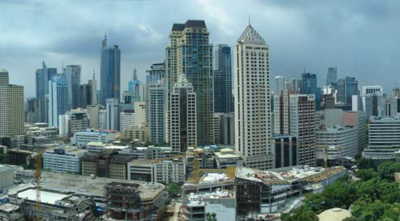 City of Manila Philippines Manila is The Capital City of