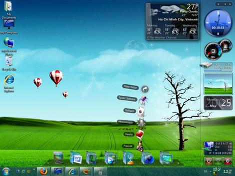 dalam windows XP SP3 Diamond Ultimate 2010 ini telah di integrasikan