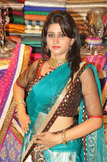 Actress-Sharmili-Agarwal-Stills-in-Saree
