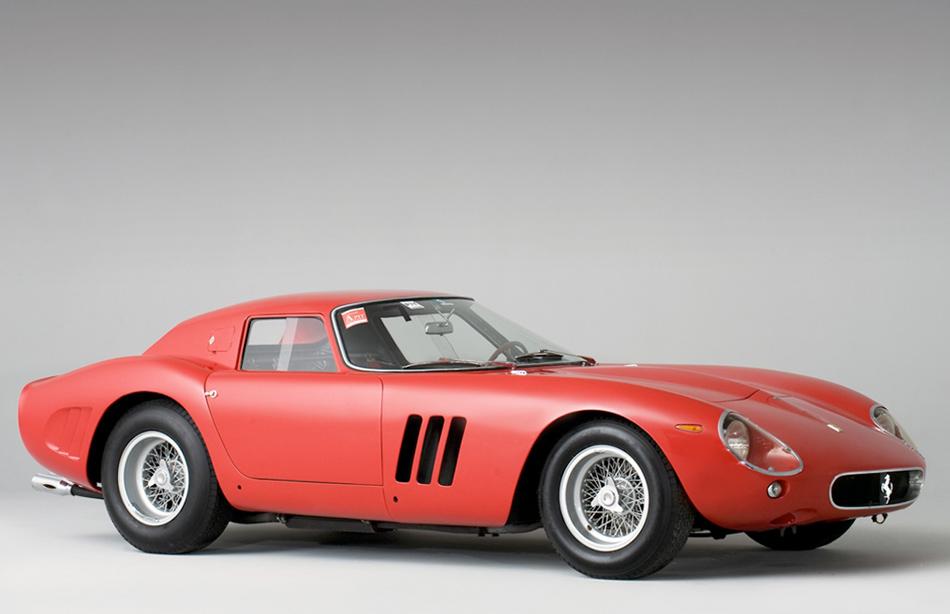 Ferrari 250 (1953-1964)   Belgian Dandy