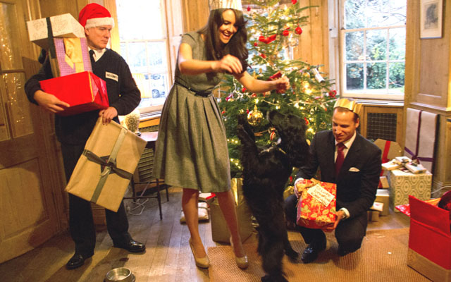 Duchess Kate A Very Bucklebury Christmas
