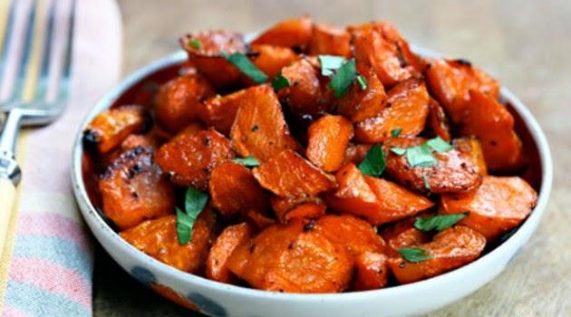 Recetas de cocina en cocinar receta de zanahorias asadas for Cocinar zanahorias