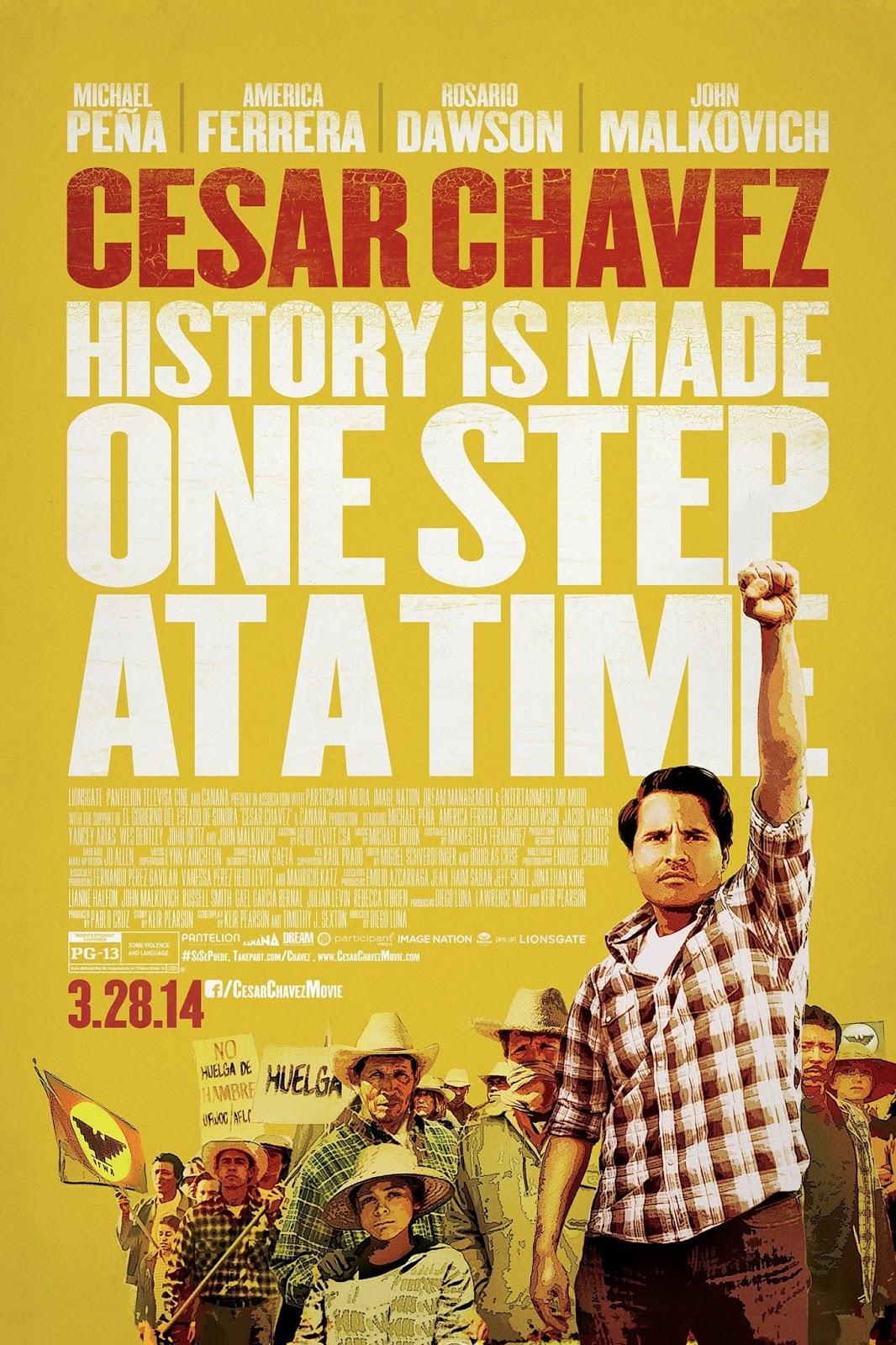 Cesar Chavez 2014