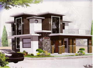 Corner lot house plans philippines House interior