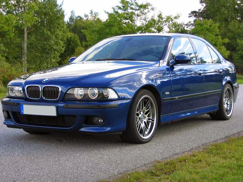 BMW 5 Series (E39) Tuning