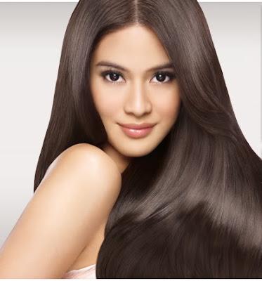 cara meluruskan rambut secara alami dengan cepat tanpa rebonding