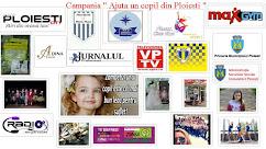 Campania Ajuta un copil din Ploiesti .