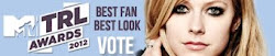 [Vote] TRL Awars Vote Avril Lavigne