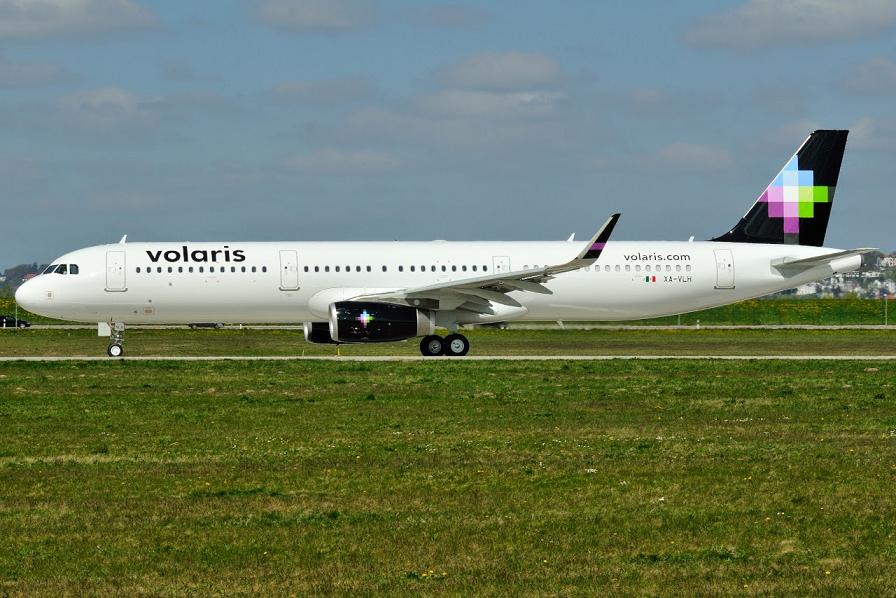 Volaris recibe sus dos primeros Airbus A321