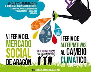 VI Feria del Mercado Social de Aragón