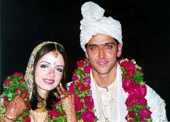 Hrithik Roshan Marriage Photos