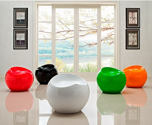 Plop Drop Stools (Set of 5)