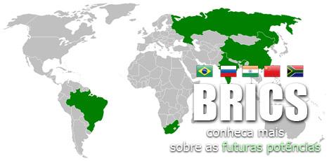 Brics e a crise da dívida mundial – novo equilíbrio de poder