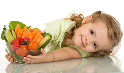 A Healthy Approach to Your Child's Diet...