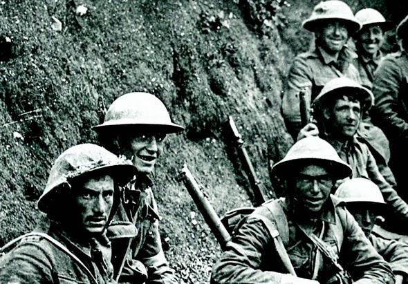 Somme was the 3rd deadliest war