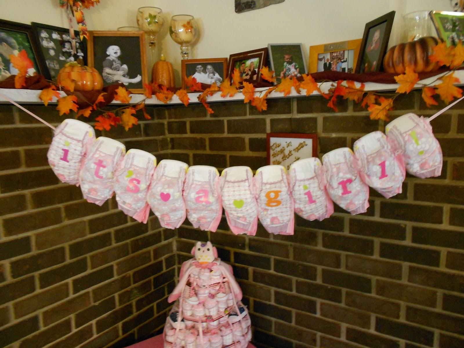 Owl Themed Baby Shower Cake Owl-themed Diaper Cake