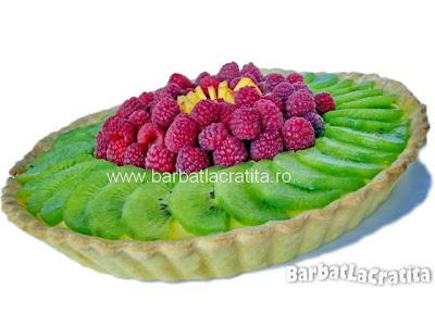 Tarta cu fructe reteta