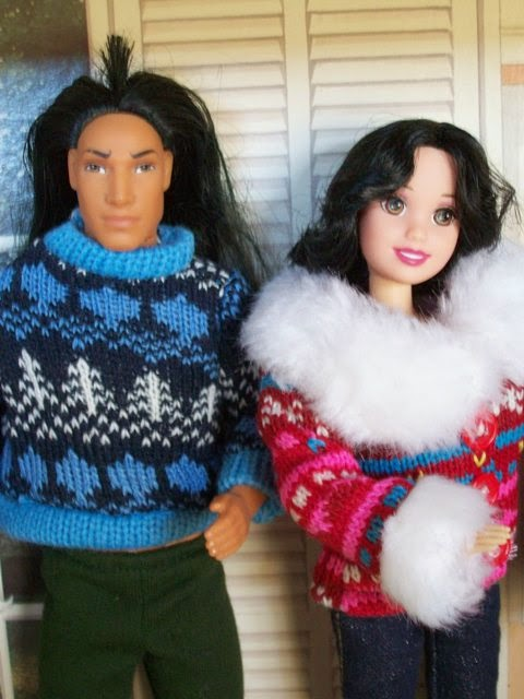 Mattel Disney Kocoum and Mattel Disney Snow White on Spin Master Liv body