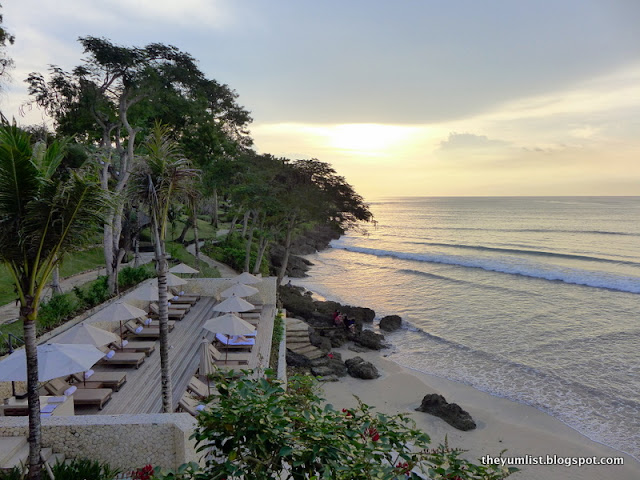 Sundara Bar and Restaurant, Four Seasons Resort Jimbaran, Bali, Indonesia