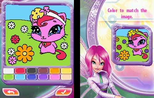 Winx Club Magical Fairy Party Žaidimas 674100_20120612_640screen006
