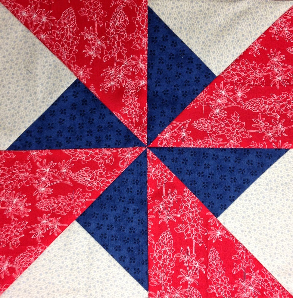 Pinwheel Quilt Block Template : Double Pinwheel Quilt Block images