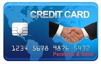 credit card dan usahawan