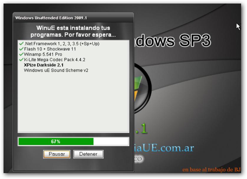 Windows XP SP3 Bj [ACTUALIZADO POR GUANACO]