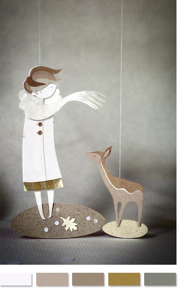 Anabel Bouza Diorama