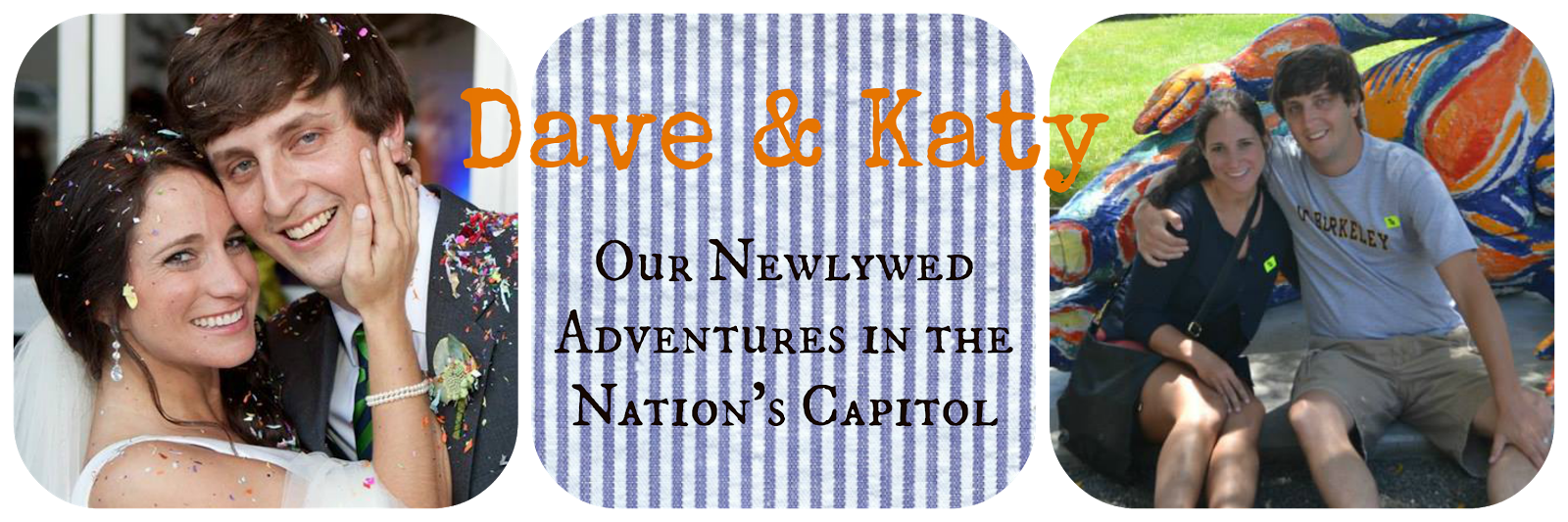 Our Newlywed Adventures in the Nation's Capitol