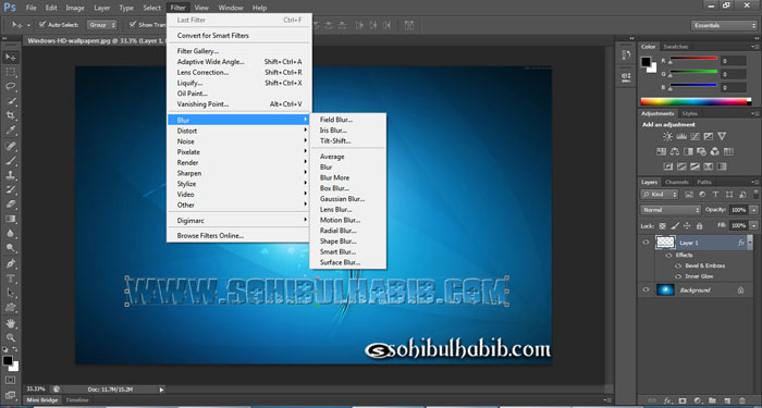 Adobe Photoshop CS6 Crack + Serial Number Full Download