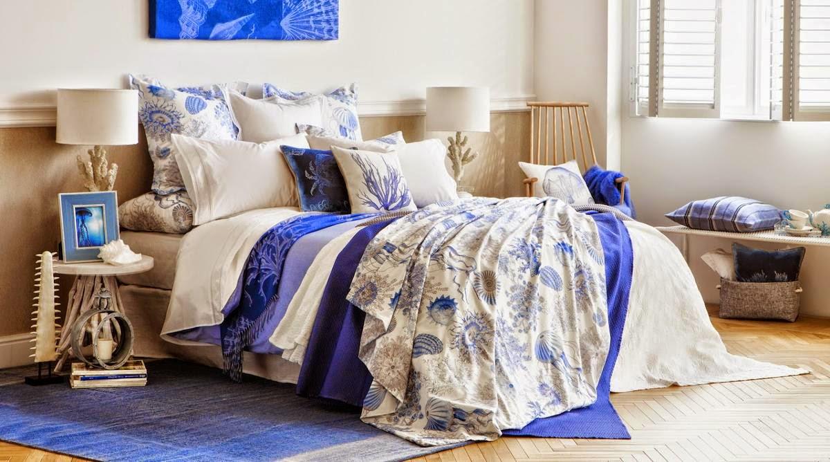 Home & Lifestyle|: Decoración, Nueva Colección de ZARA Home, Marine ...