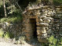 Barraca de vinya del Girbau