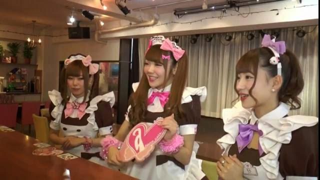 Maid Cafe au Japon, servantes femmes de ménages japonaises sexy et cute à votre service