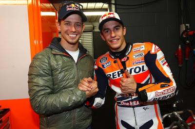 Marquez Pancing Stoner Kembali ke MotoGP