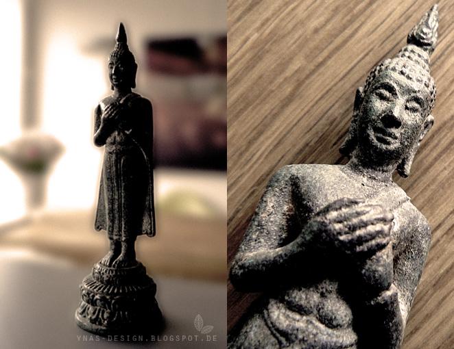 Ynas Design, Freitags Buddha, Deko