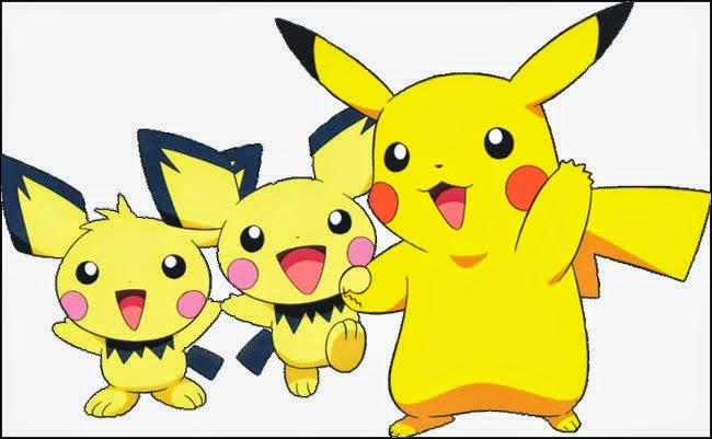 Pikachu - Pokemons