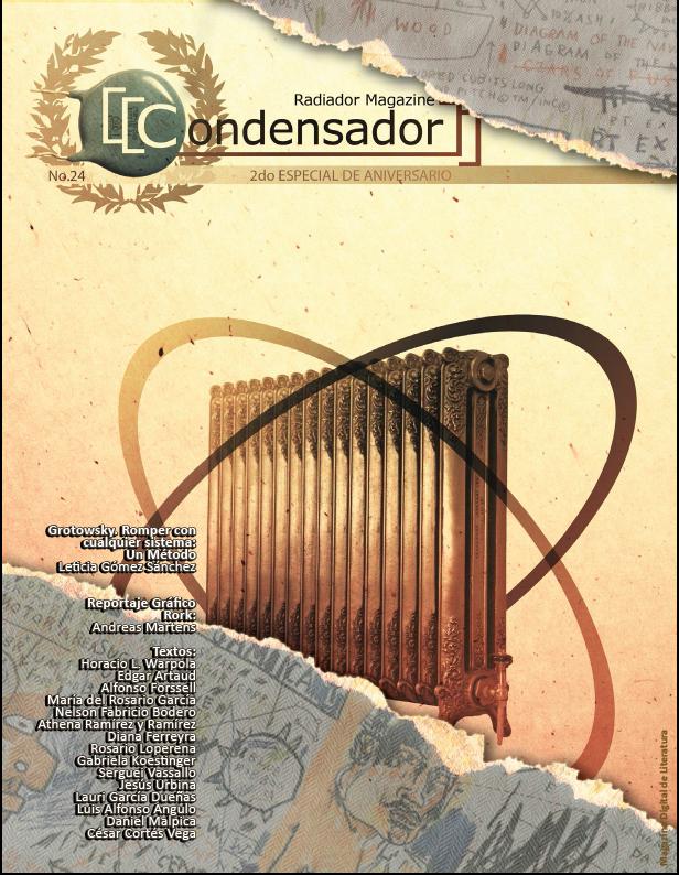 Radiador Magazine 2do Especial de Aniversario