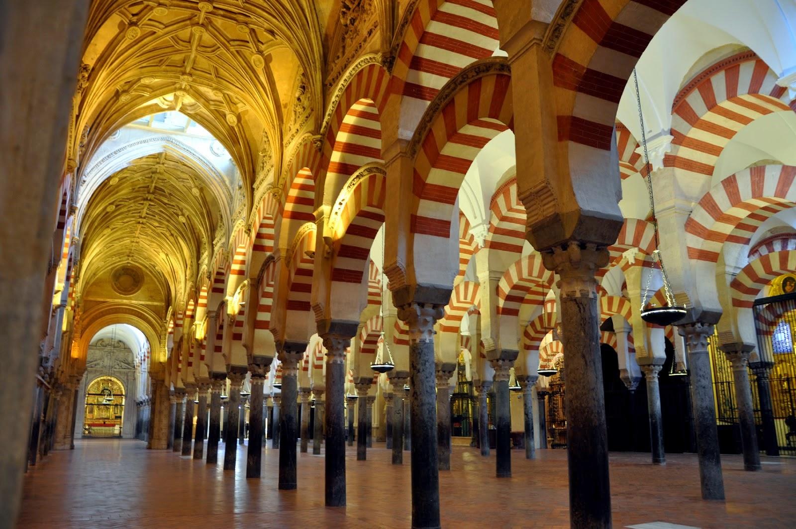 Odisea la toma de granada el final de la reconquista for Interior mezquita de cordoba