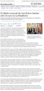 RUEDA DE PRENSA LA FUNDICION SEVILLA - 27 SEPTIEMBRE 2012