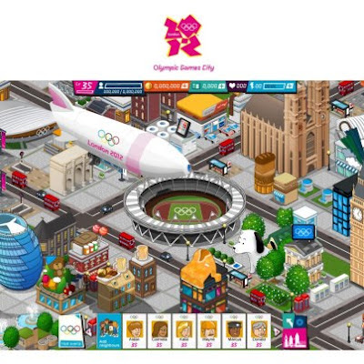 Olympic Games City Cheats Energy Hack facebook