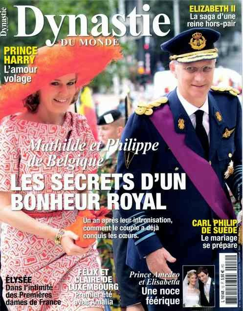Philippe-Mathilde: un an de règne