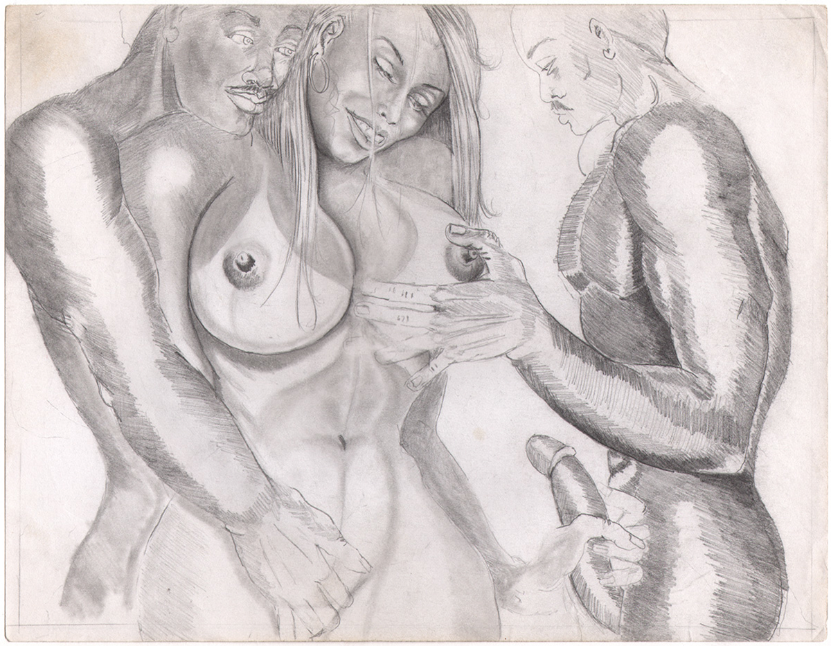 Nude amerasian coed