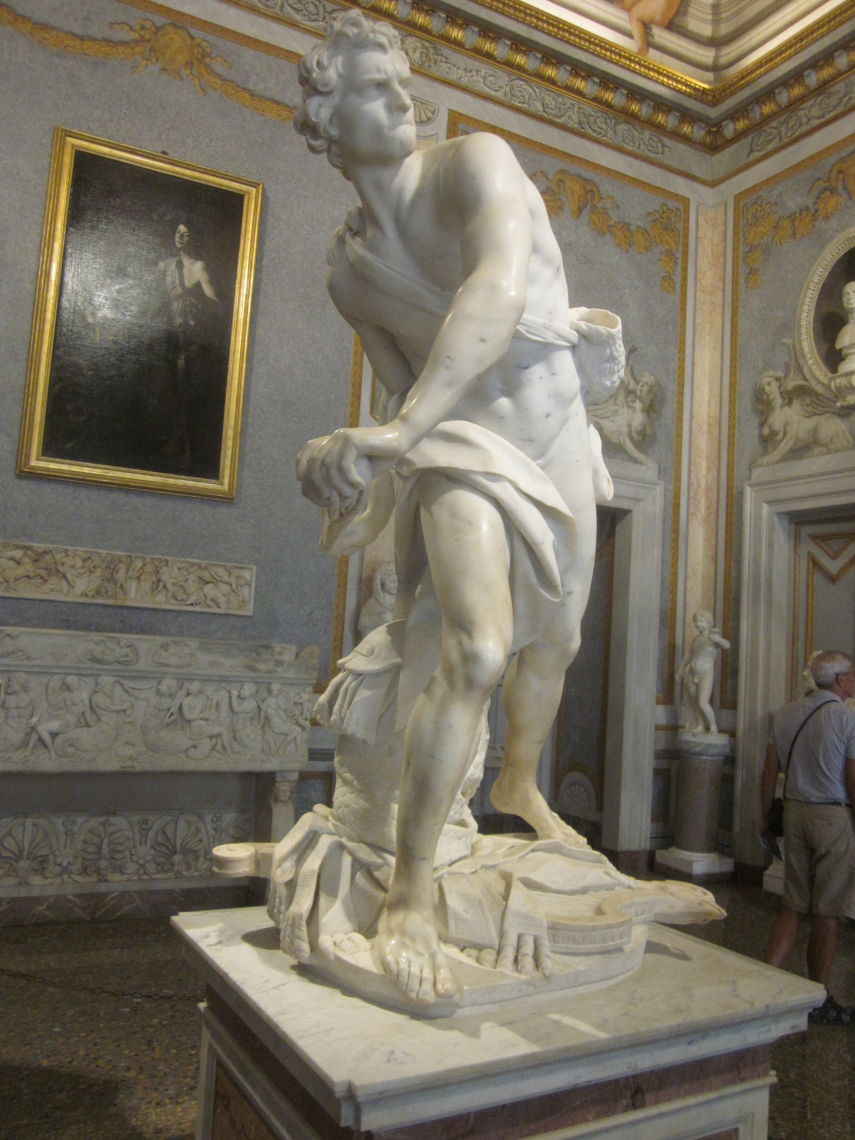 what is the relationship between bernini and pope urban viii