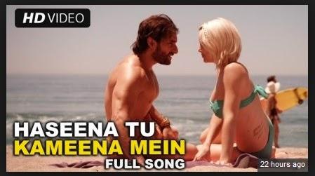 Haseena Tu Kameena Mein (Happy Ending) Video Song Download