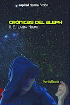 CRONICAS DEL ALEPH II: EL LAMA NEGRO