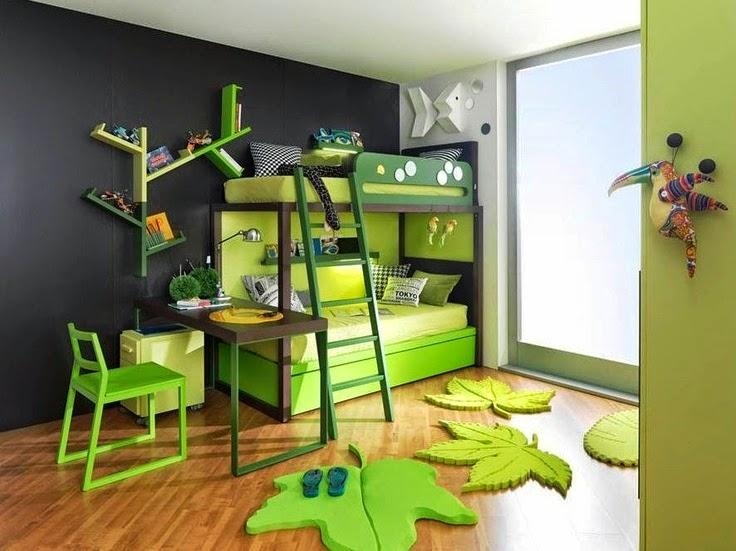 افضل 10 تصميمات الديكور لغرف الاطفال