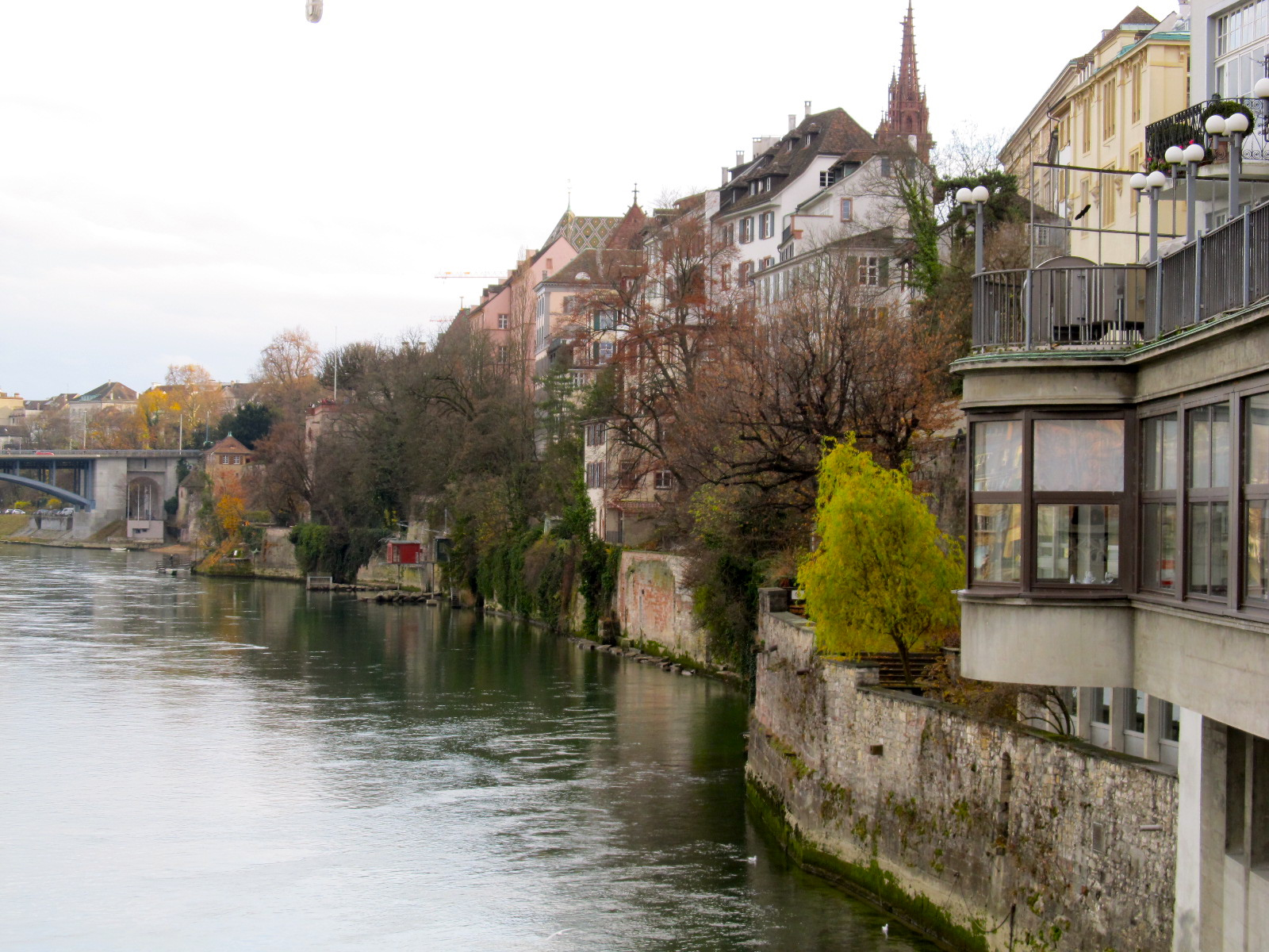 Texas to the Thames: Christmas Markets Cruise - Basel