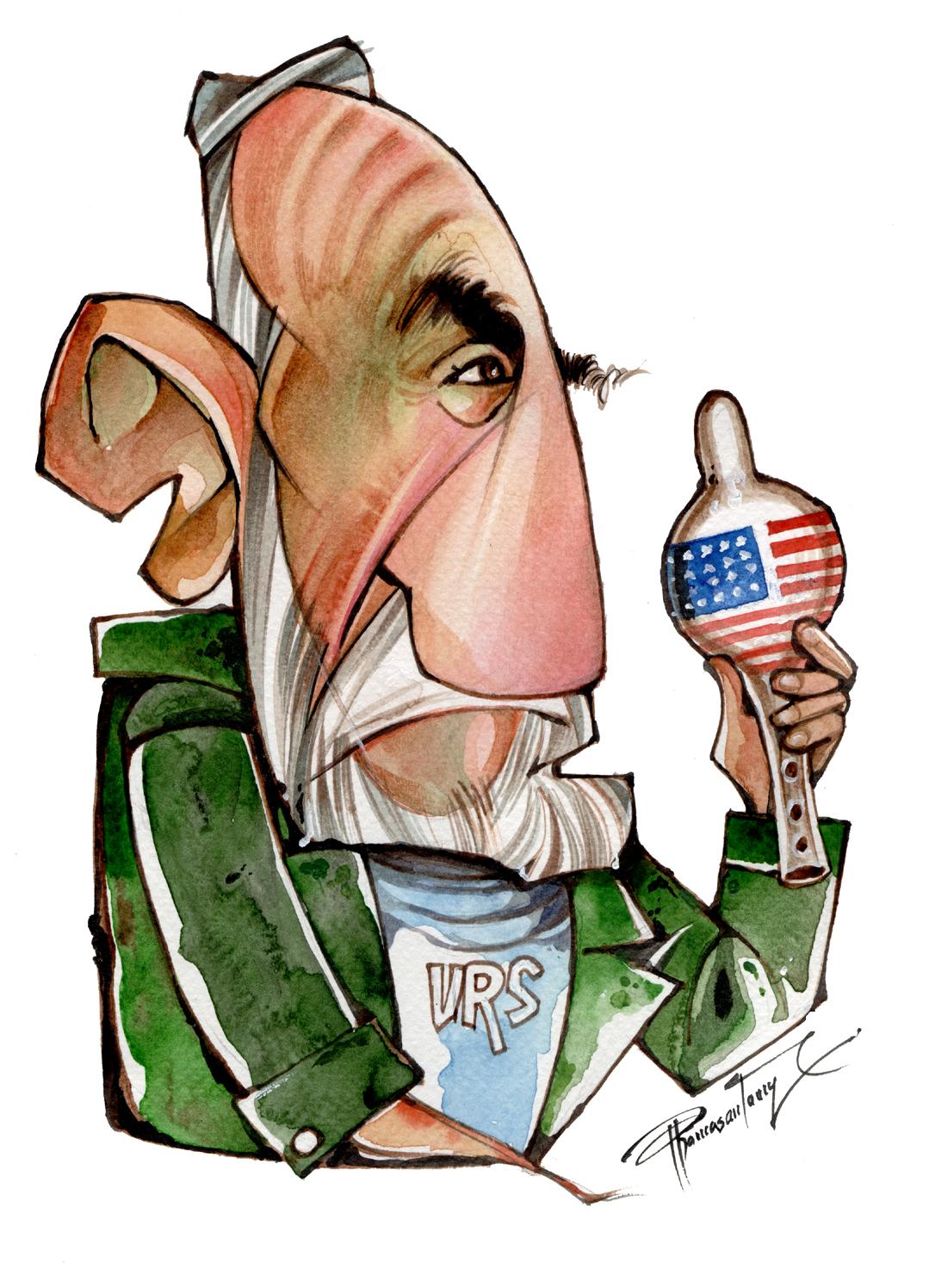 Fidel Castro Cartoon Online cartoon exhibition:
